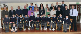 St Patricks BNS did well in the schools chess championships. Click on photo for the details of their civic reception from Tom Campbell.