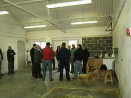 Castlebar Mens Shed now has a premises for their activities. Click on photo for details of this step forward.