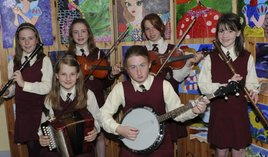 Tom Campbell has photos of St Angela's Prize Winners during 2012. Click on photo for the full details.