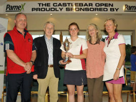 Photos from the recent Castlebar Tennis Club Open Tournament sponsored by Pamex. Click for more from Ken Wright.