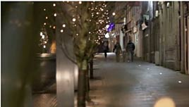Ger Duffy has uploaded a video - a cold winter evening in Castlebar. Click on photo to view.