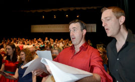 Following last year's inaugural Mayo International Choral Festival the AGM will set the scene for the second Mayo International Choral Festival, 23rd - 26th May 2013.