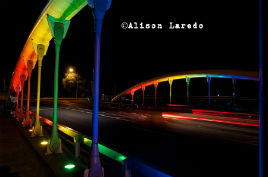 Alison Laredo has photos of Castlebar decked out with rainbows to celebrate Social Inclusion Week 2013. Click on photo to view.