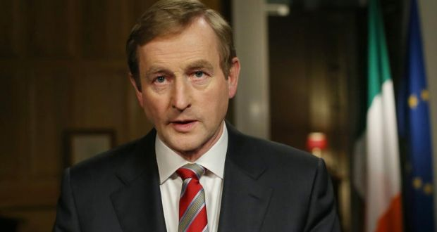 Last night Enda Kenny gave a State of the Nation address. Click above to read his speech.