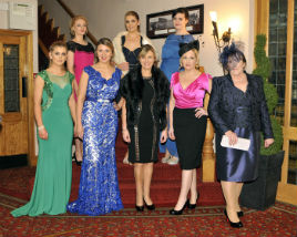 Ken Wright has a big gallery of photos from the recent Mayo Mental Health Fashion Show in association with Beverly Hills. Click on photo to view.