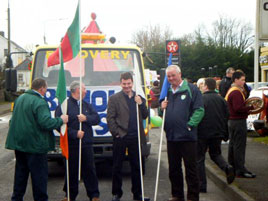 Richard Daly's Kiltimagh Parade Photos