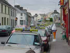 Photos from Castlebar County Mayo in the West of Ireland updated every day